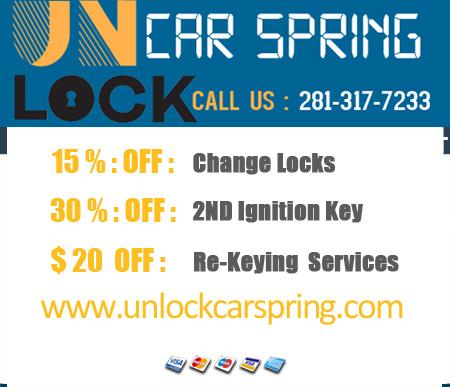 Unlock Car Spring 77380